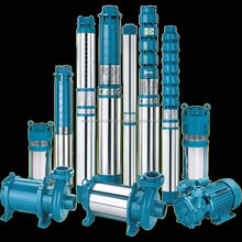 15HP THREE PHASE SUBMERSIBLE PUMP