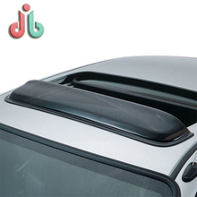Custom Injection Exterior Auto Parts Sun Roof deflector shields