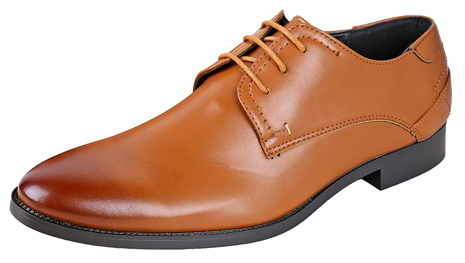 15abfb8cb240 Get Quotations · Urban Fox Men s Vincent Oxford Dress Shoes for Men