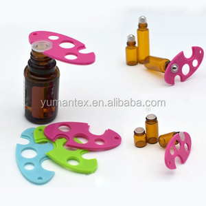 Colorful ABS plastic essential oil opener roll on bottle opener Easily Remove Roller caps opener tools