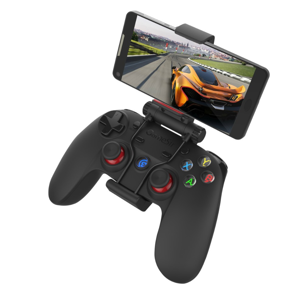 2.4G Wireless Gamepad USB <strong>Bluetooth</strong> <strong>Android</strong> Smart Phone Game <strong>Controller</strong> Joystick for PC/PS3/<strong>Android</strong> TV