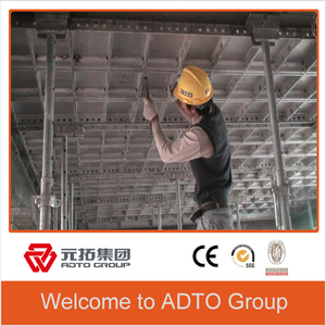 Alibaba made in China aluminum shuttering formwork for concrete