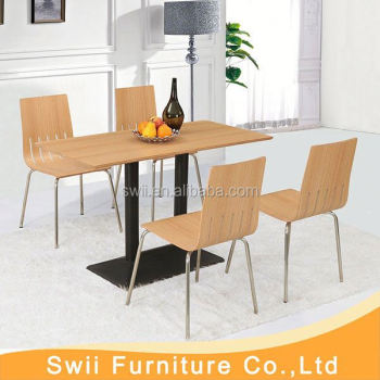 Stainless Steel Restaurant Dining Table Tables Used Wood Furniture Design  In Pakistan Part 38