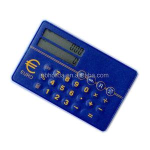 gift tax calculator ,dual screen calculator,name brand calculator/HLD830