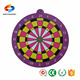 Cheap popular kids circle magnetic dart board for kids magnetic darts