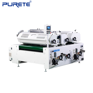 Small Roller Coater, Sputtering Glass Coating Machine, Textile Coating Machine Pvc