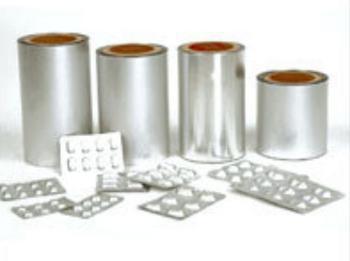 Aluminium Foil Pharmaceutical Blister Packaging/medication Blister ...