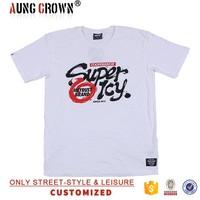 Wholesale No Minimum Order Oversized Full Cotton T Shirt For Men