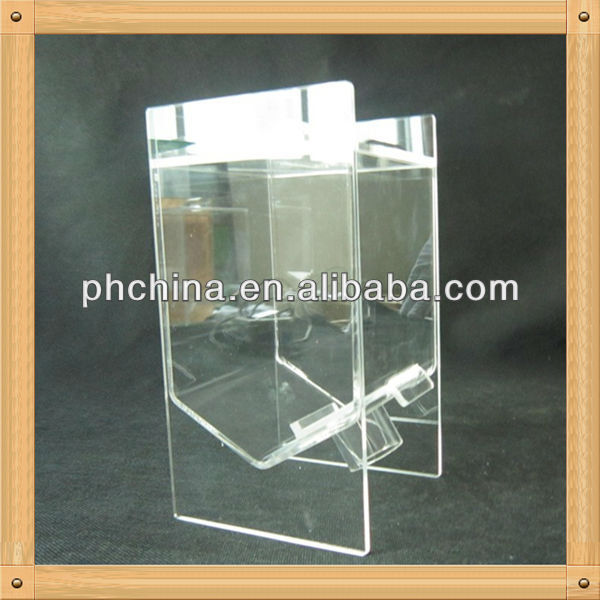 An-c033 Factory Sell Transparent Clear Plastic Tube For Candy/Wholesale Candy Tubes/Acrylic Candy Tubes
