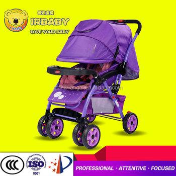 335618388 Adult Baby Stroller With Childrens Kids Pushchair 2 In 1 Baby Pram ...