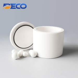 Zirconia Grinding Jar for Planetary Ball Mill 100ml/250ml/1L/2L/3L