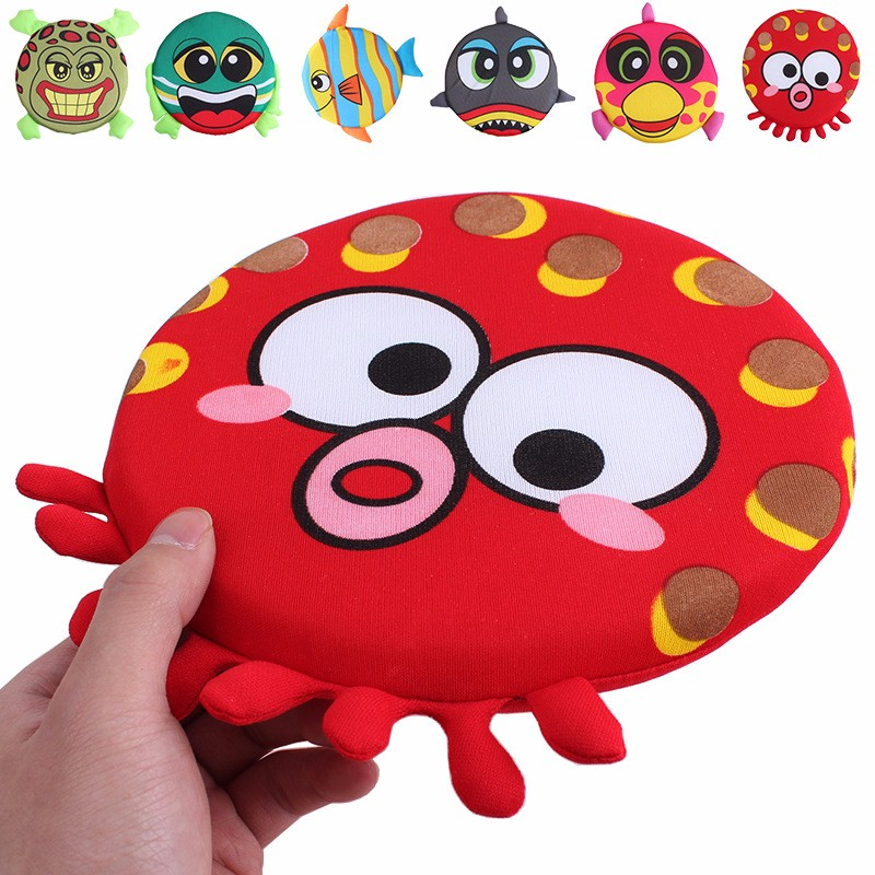 Cartoon Animal Printed Soft For Dogs Cats Pet Toy