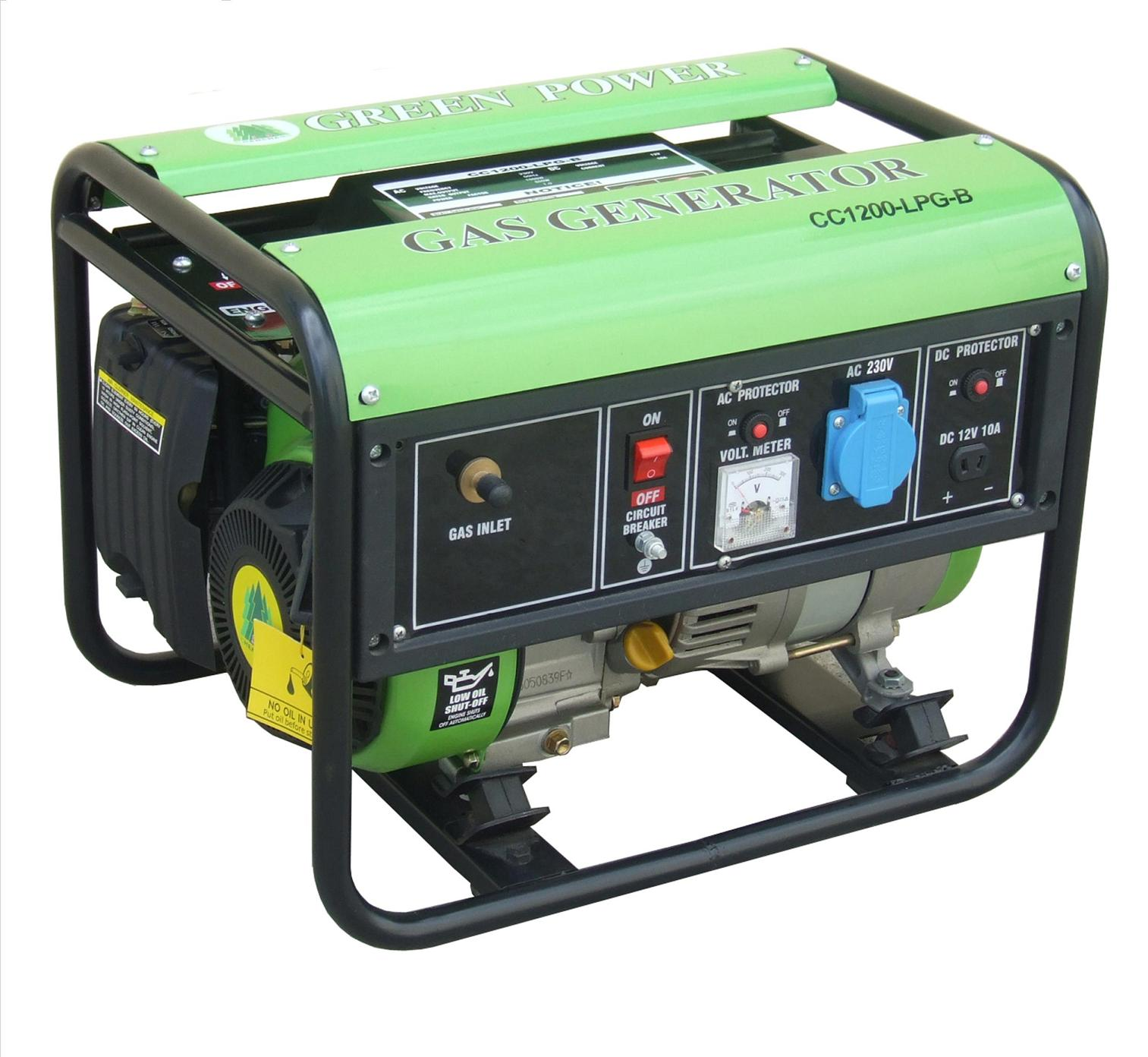 Greenpower Factory Fitted Gas Generator Buy Factory Fitted Gas