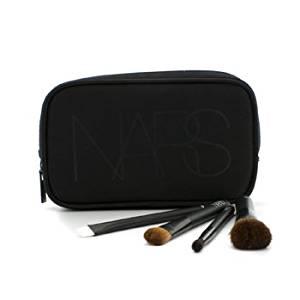 NARS Travel Brush Set (4x Brushes + 1 Bag) - 5pcs
