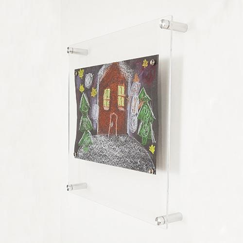 acrylic floating frame acrylic floating frame suppliers and at alibabacom