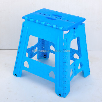 Awe Inspiring Plastic Folding Stool Super Strong Foldable Step Stool For Adults And Kids Buy Plastic Folding Stool Super Strong Foldable Step Stool For Adults And Creativecarmelina Interior Chair Design Creativecarmelinacom