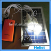 2015 Portable dc12v solar power home solar lighting system