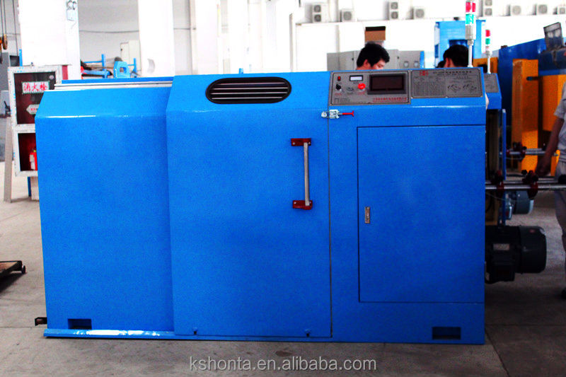 high speed double twist bunching machine