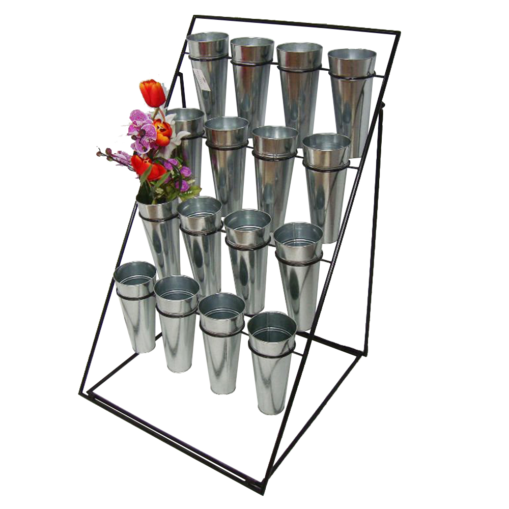 Exhibition Stand Organizer : Flower display stand rack inspiration