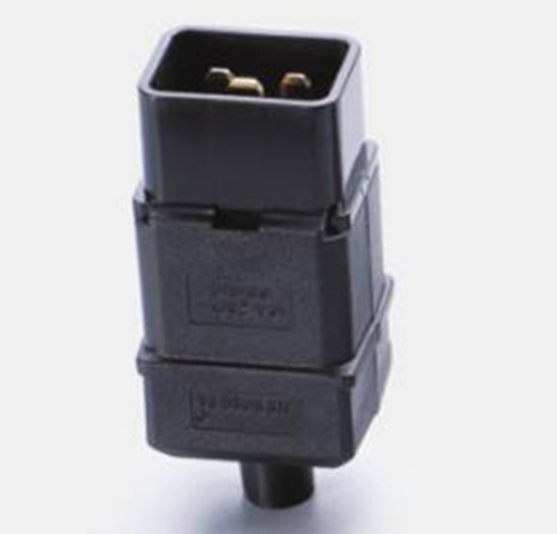 IEC320-C19 SS-810 Power Cable Cord Connector C19 Male Receptacle PDU power wiring Detachable plug,UPS plug