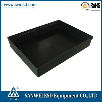 Canti Esd/conductive Box Esd Plastic Box/china Manufacturer