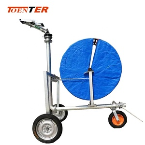 Sprinkling hose reel irrigation system Chinese new agricultural machinery