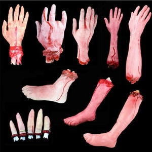 party accessory halloween fake hands