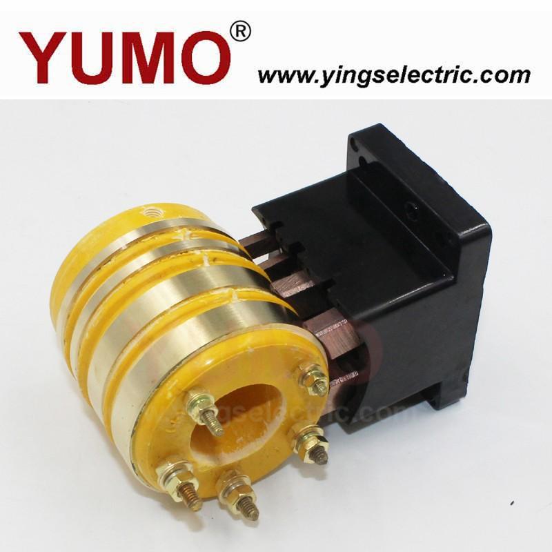 4 Wires Electric Motor Generator Design Carbon Brush