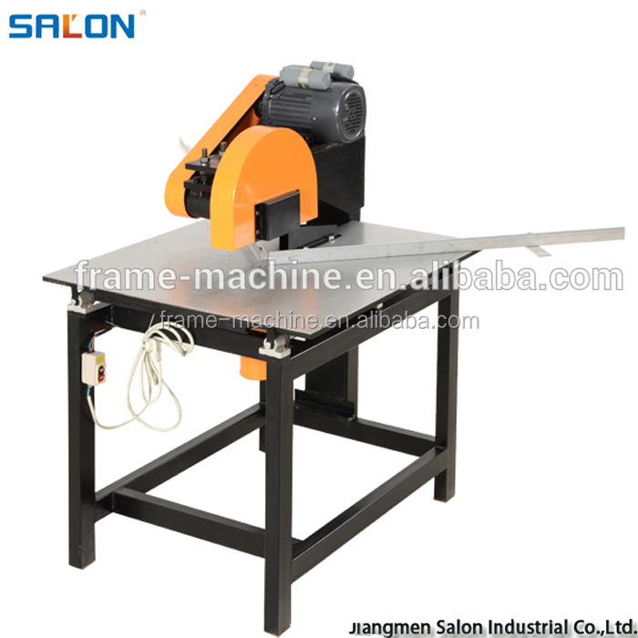 Picture Frame Cutting Machine/photo Frame Cutter/wood Frame Plastic ...