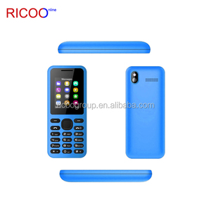 Cheap unlocked blu cell phone original box and brand logo