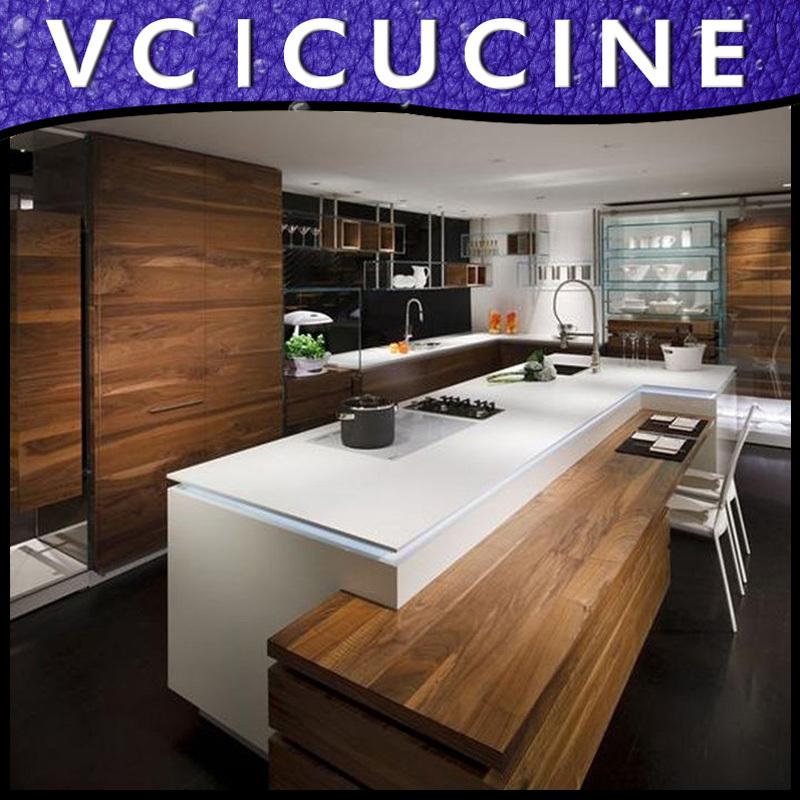 Project Modern Light Oak Kitchen Cabinet