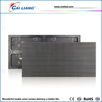 64*32 rgb led display module led panel smd 3528 p6 led