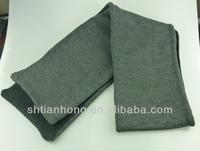 winter fashion knitted black pashmina shawl