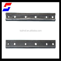 115RE Super Quality Railway Fish Plate For Joint Tack Light Rails Made In China