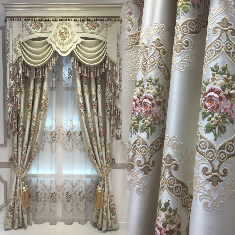 Embroidery Designs For Curtains Embroidery Designs For Curtains
