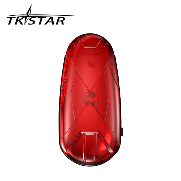 TKSTAR top quality gps vehicle localizer for bike, GPRS GSM network based bicycle hidden GPS tracker