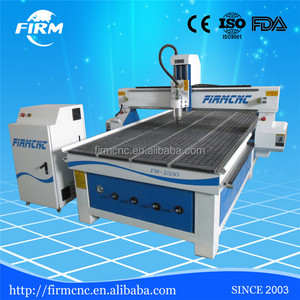 China FM1330 3d wood cnc carver with rotary system