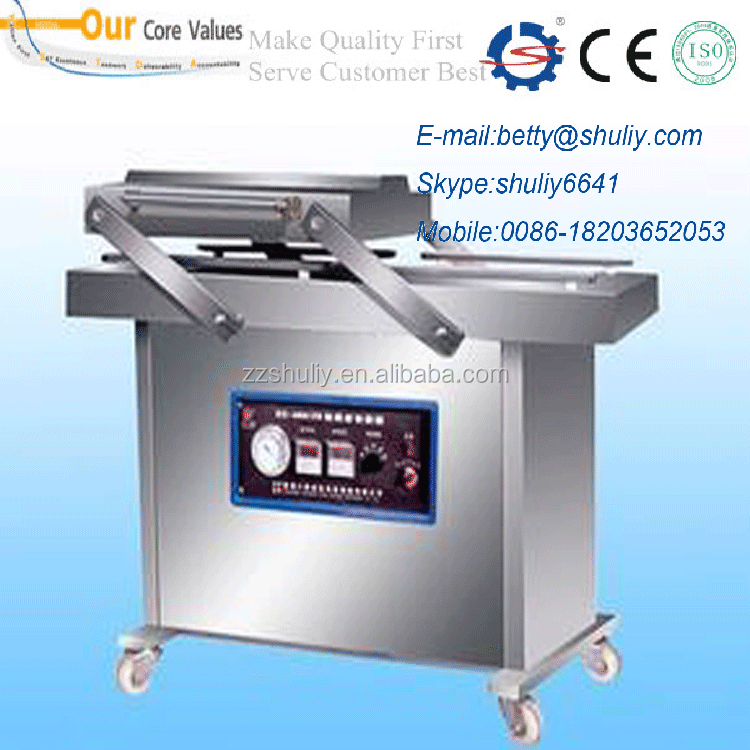 Fully Automatic Food Vacuum Packing Machine/Packager