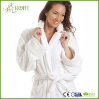 trendy style custom design terry cloth cotton childrens bathrobes 2016