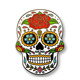 High quality custom logo pin imitation hard enamel skull design lapel pin