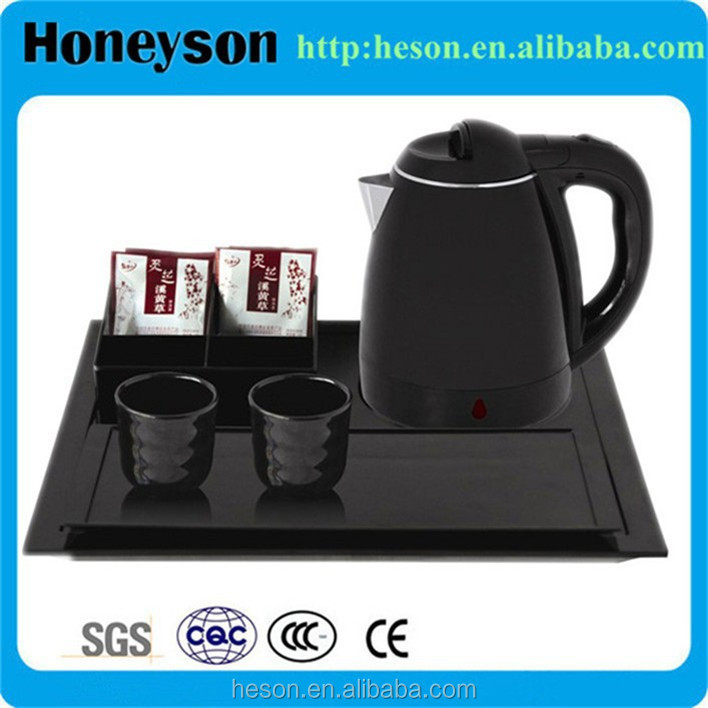 Hotel stainless steel arabic tea kettle set