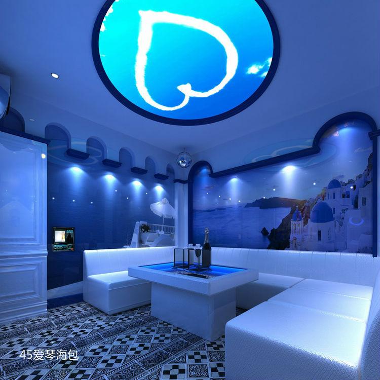Classical Decoration 3d Letter Designer Wallpaper For Pub