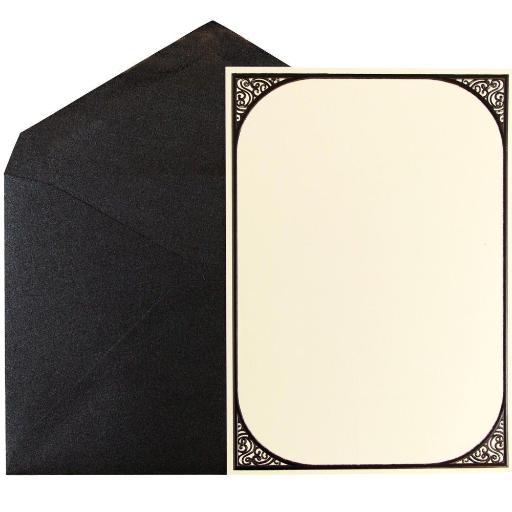 buy jam paper wedding invitation sets large 5 1 2 x 7 3 4