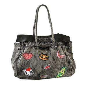 ab3dec0820 Denim Tote Handbags