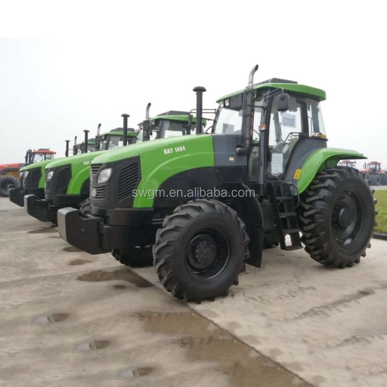 High quality 140HP Farming tractor with 6-cylinder Diesel engine and Air-conditioning Cabin