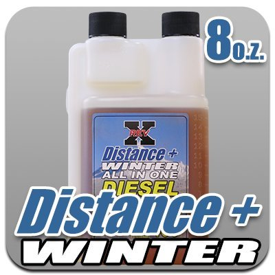 REV-X Distance+ 8oz Diesel Fuel Additive & Cetane Boost