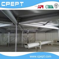 API Aluminum pontoon internal floating roof, floating roof deck, floating roof for storage tank