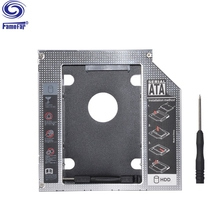 "2nd HDD <span class=keywords><strong>Caddy</strong></span> 9,5mm optibay Universal 9,55mm SATA 2,5 ""SSD caso"
