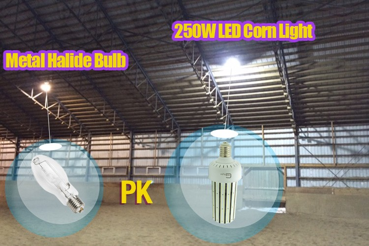 1000w Metal Halide High Pressure Sodium Mercury Lamps