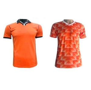 Free shipping to Holland football shirt 1998-2002 good quality Netherlands Retro soccer jersey